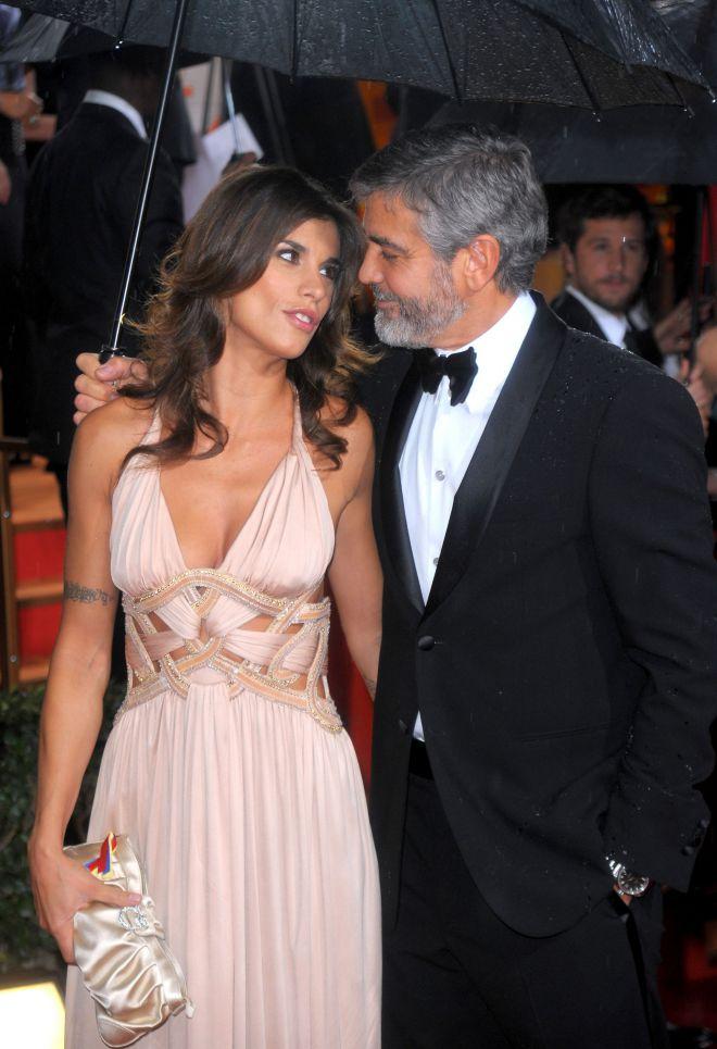 Джодж Клуни и Элизабетта Каналис