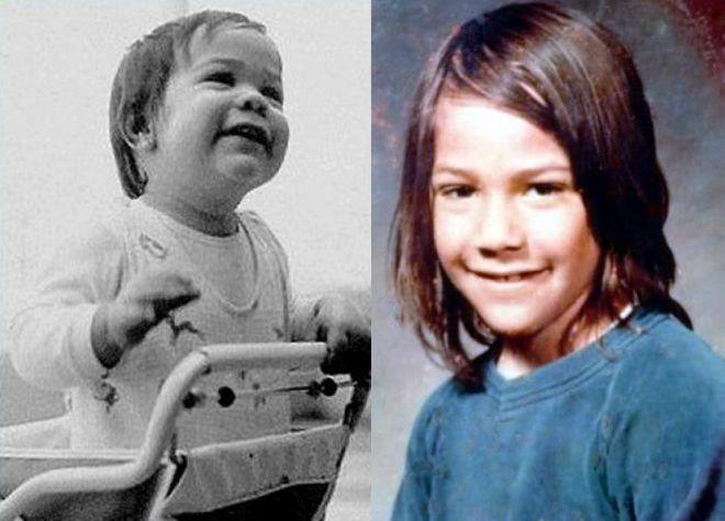 киану ривз фото в детстве