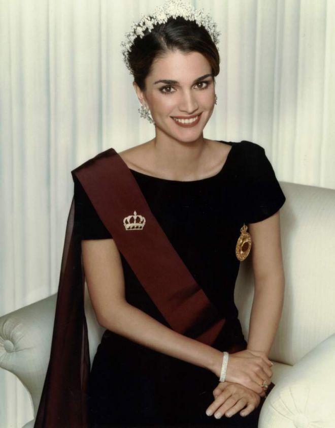 Королева Рания3