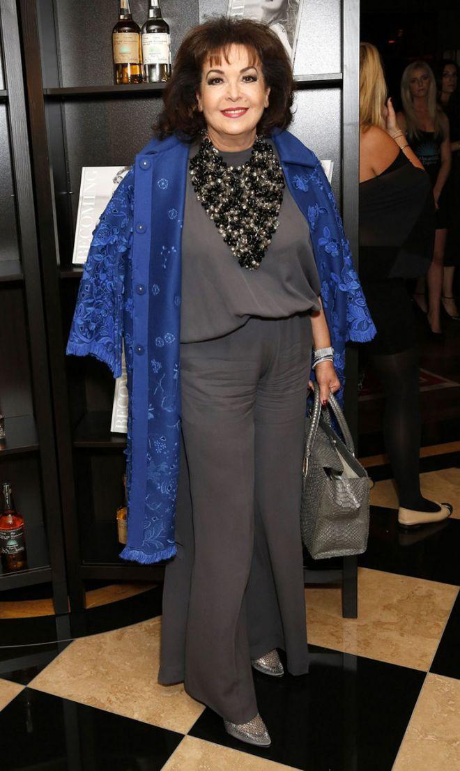 Мама Амаль Клуни
