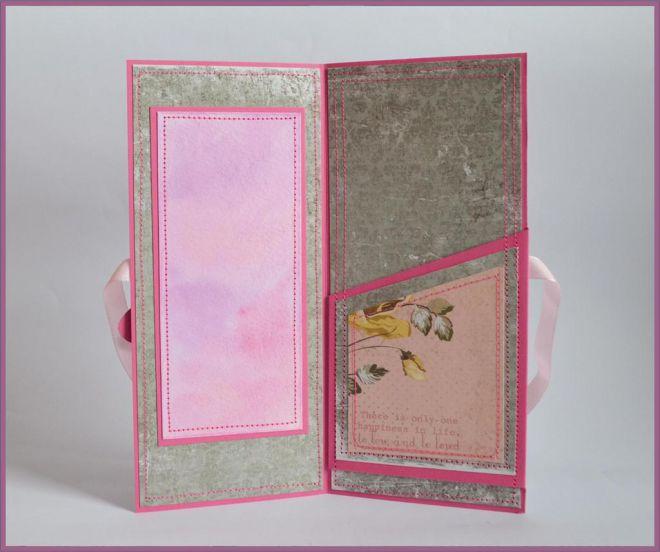 скрапбукинг открытки с конвертом внутри готовить утку