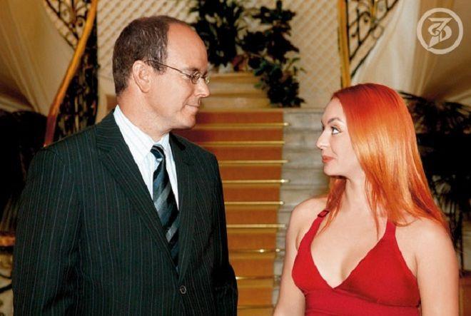 Анисина и Принц Альберт