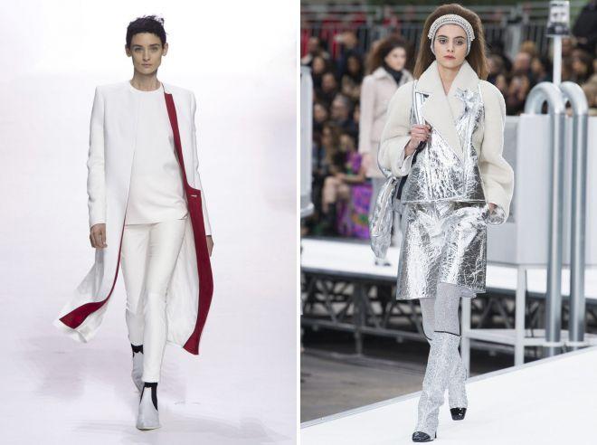 красивые белые женские костюмы