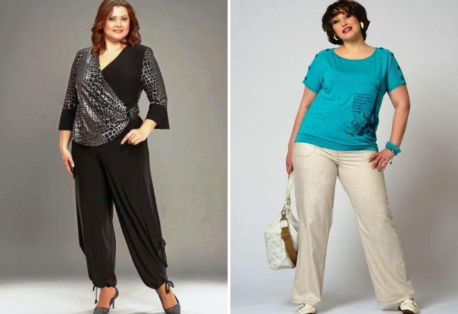 7659edd63b5 Мода 2017 года для женщин за 50 – модные туники и платья