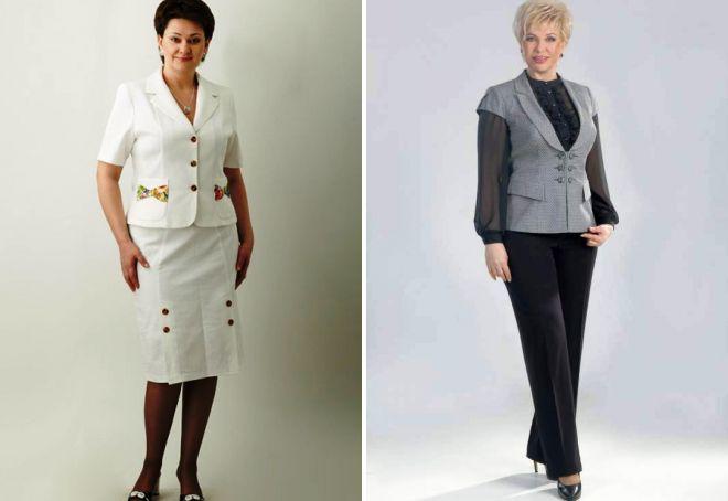 11105b1a98b Мода 2017 года для женщин за 50 – модные туники и платья