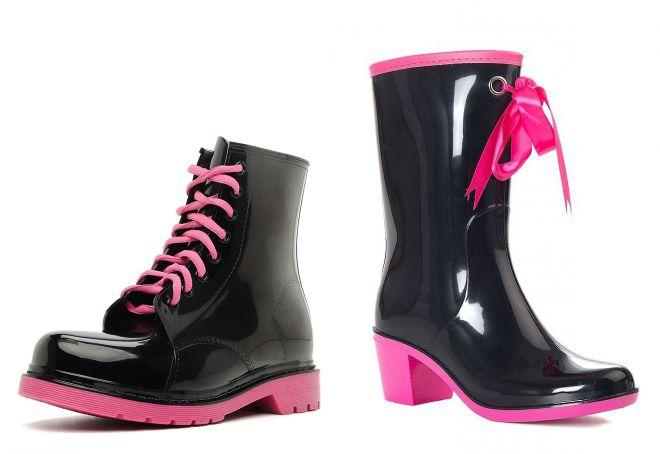 резиновая обувь для женщин