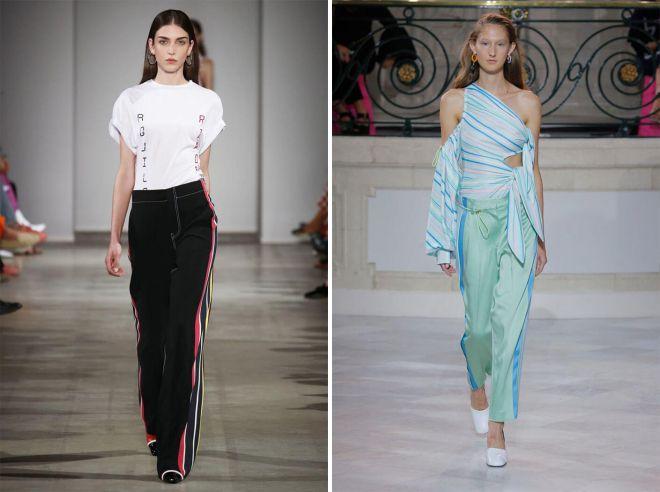 модные летние женские брюки
