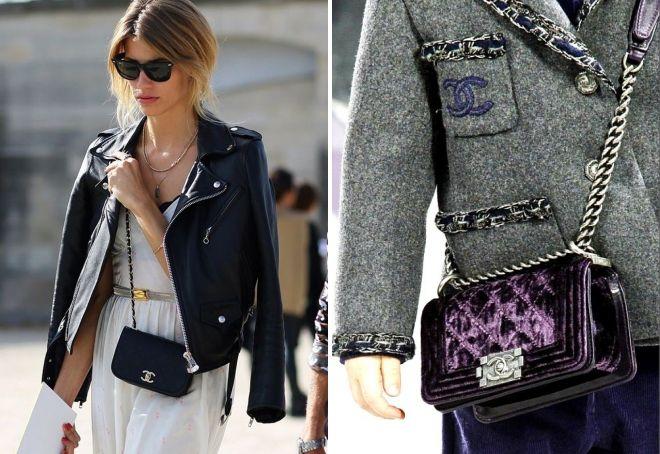 брендовые сумки через плечо