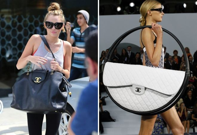 женские брендовые большие сумки