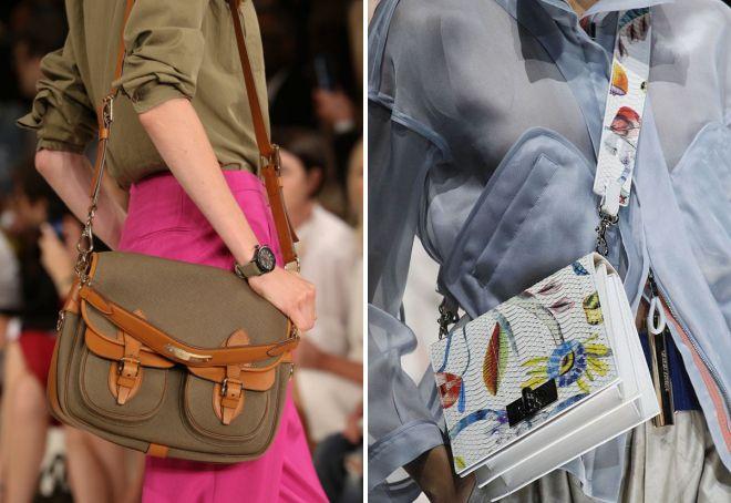 какую сумку выбрать на лето