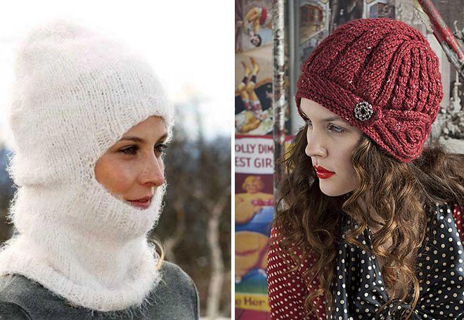 casque tricoté