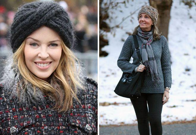 chapeaux tricotés pour femmes pour 50