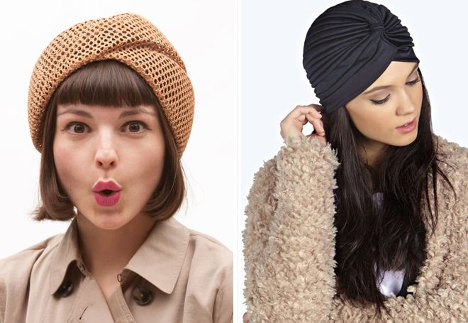 turban fashion 2018