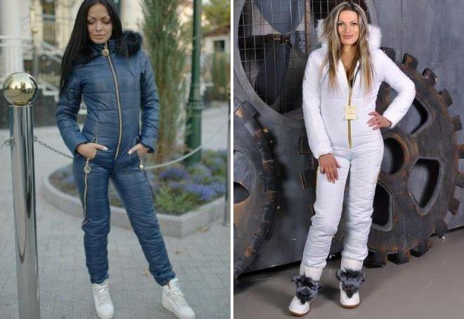 5dc4b280b2e5 Модный женский зимний комбинезон – лыжный, спортивный, для прогулок ...