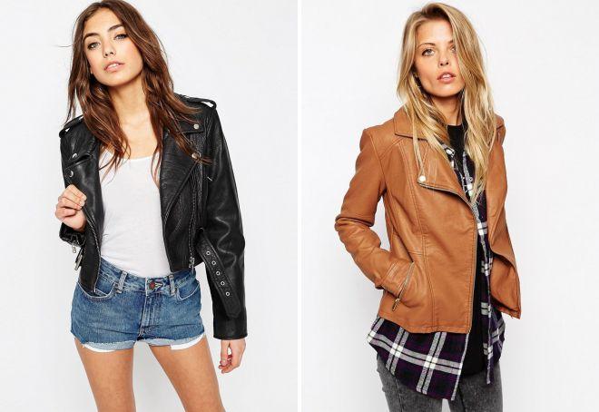 Модная женская верхняя одежда весна 2018 – пальто, куртки, плащи ... 42db2ff57d7
