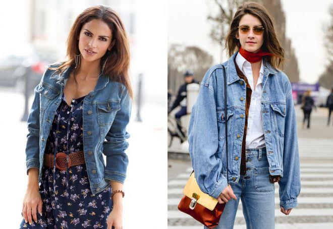 Весна 2018 одежда для девушек
