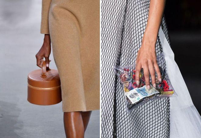 7d79a9c044fe Модные сумки весна-лето 2019 – маленькие, большие, тканевые, вязаные ...