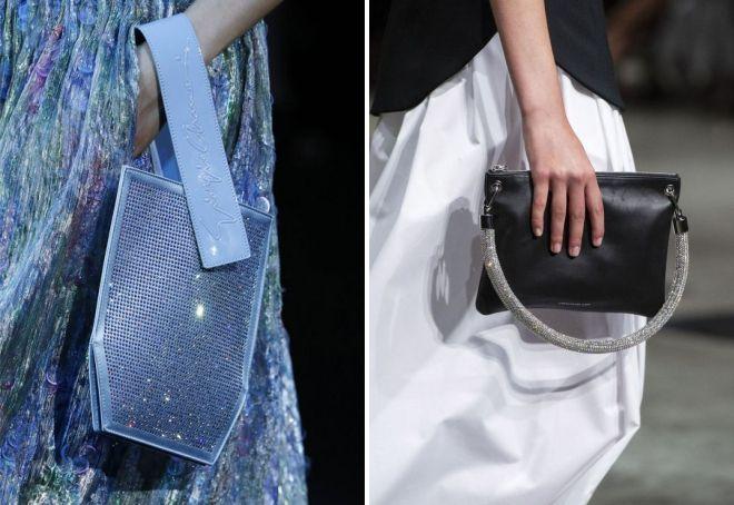 c4fbf7d55187 Модные сумки весна-лето 2019 – маленькие, большие, тканевые, вязаные ...