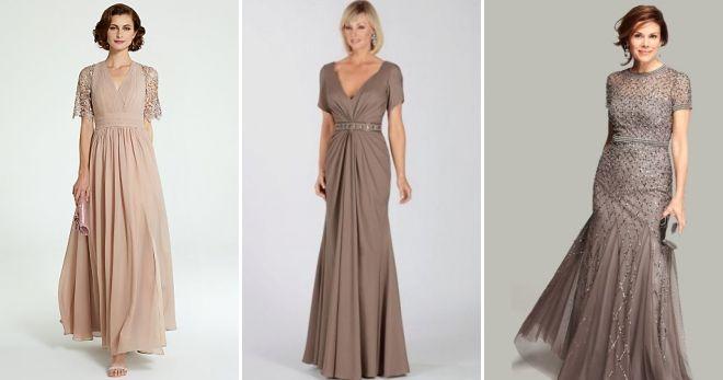 Платье на свадьбу для мамы невесты 2019 идеи