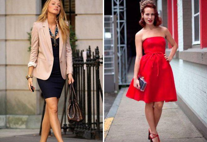 как носить платья без бретелек