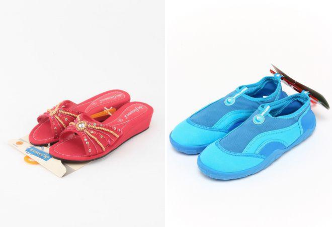 пляжная обувь De Fonseca