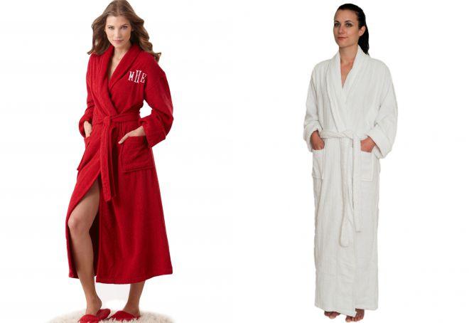 944140c2c584c Женский домашний махровый халат – банный, с капюшоном, короткий ...
