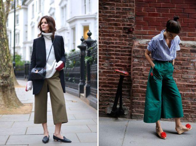 обувь к зеленым брюкам