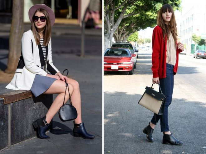šta da nosite sa čizmama čizme