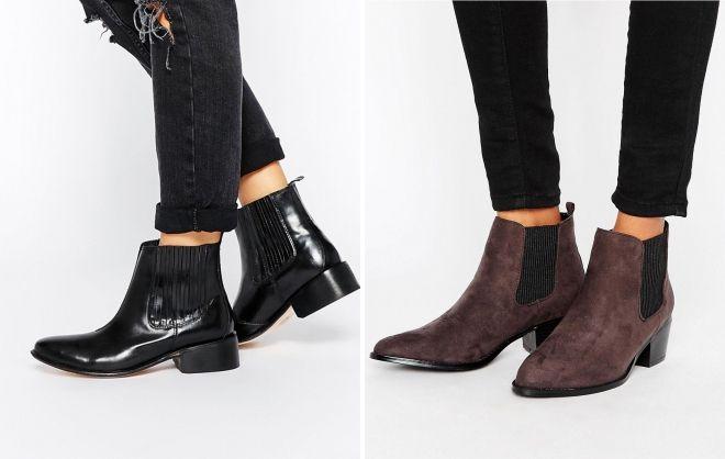 महिलाओं के chelsea जूते