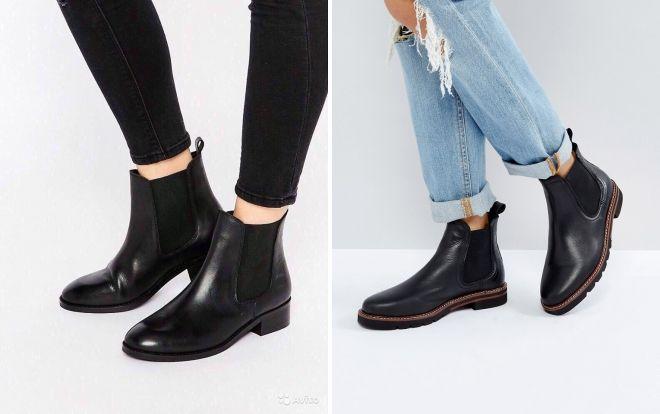 चमड़े के जूते