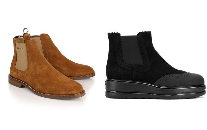 महिलाओं के ब्रांडेड चेल्सी जूते