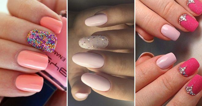 Idea Manicure Pink Broth