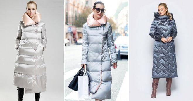 Šta nositi sa dugačkom sivom jaknom