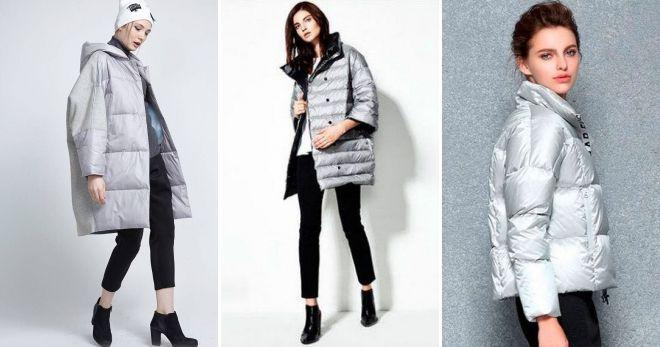 Šta mogu da nosim sa sivim kratkim nadole jaknu