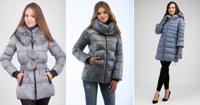 Šta mogu nositi sivom kratkom tankom donjom jaknom