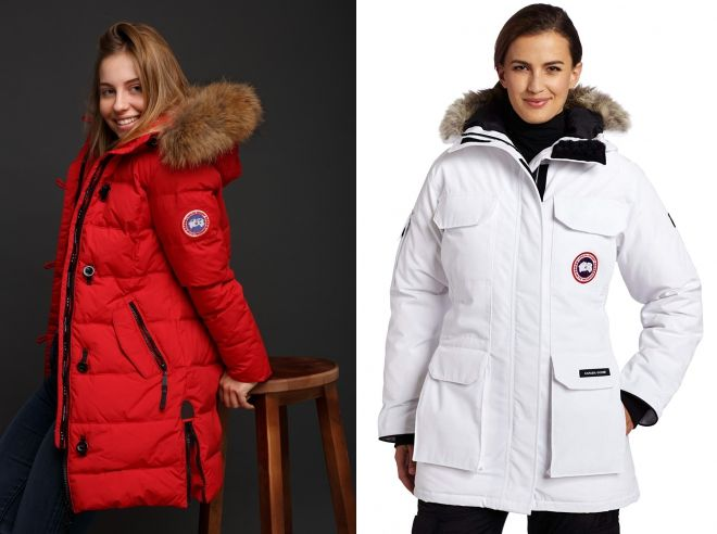 women's warm down jackets
