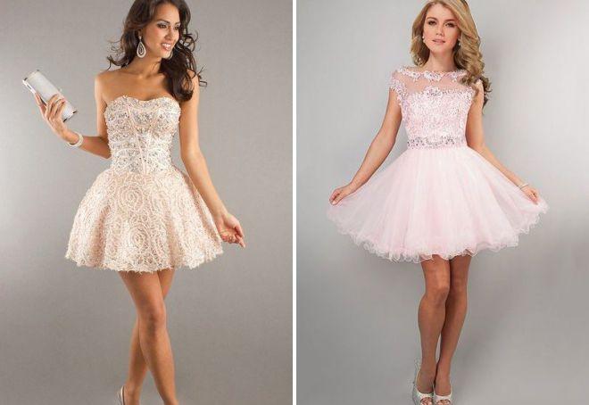 4f8bae60d56 Красивые короткие платья – прямые