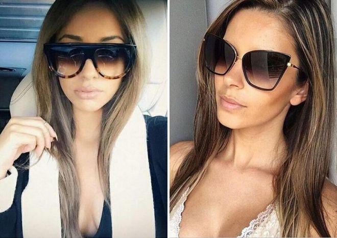 Quelles lunettes de soleil choisir dans 2018?