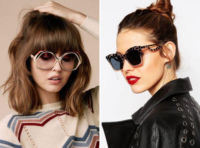 lunettes de soleil rondes 2018