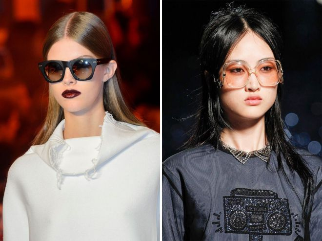 lunettes de soleil mode 2018