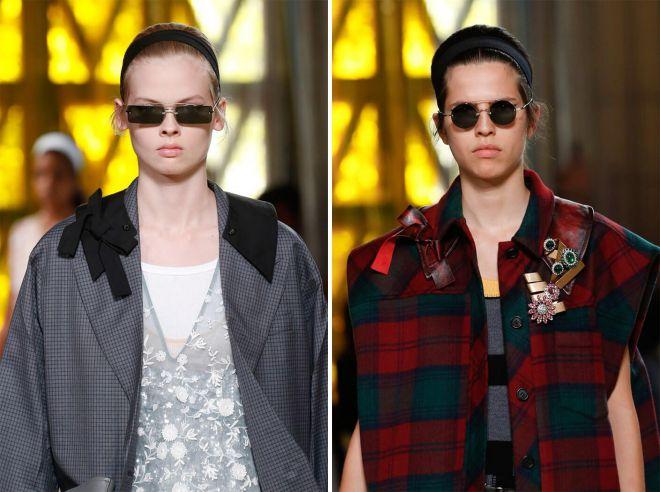 2018 Triangle Sunglasses