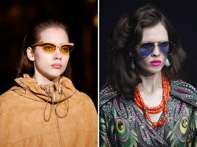 Lunettes de soleil pour femmes de la marque 2018