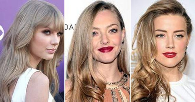 Цвет волос для цветотипа лето мода