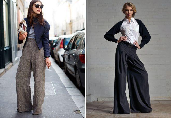 длинные юбки с высокой талией