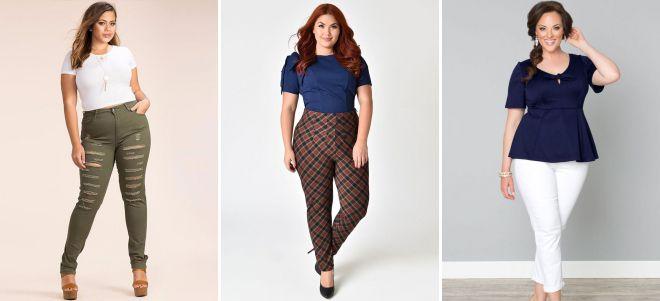 с чем носить женские брюки дудочки