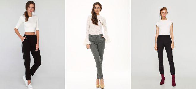женские джинсы дудочки