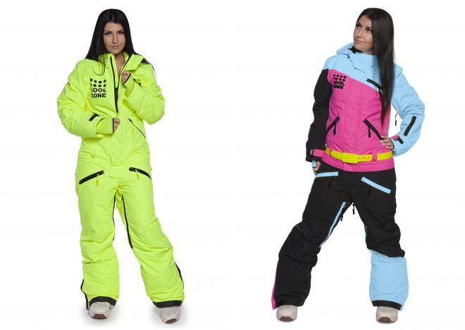 сноубордические штаны с мотней