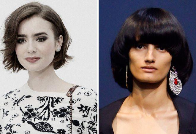 стрижка на короткие волосы 2018 год модные тренды