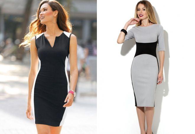 24a950ce3a6 Модные офисные платья – строгие и необычные