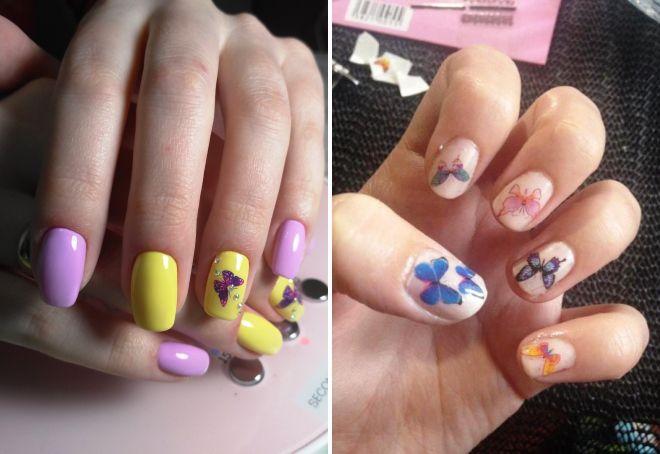 Стикеры И Деколи с бесплатной доставкой в Дизайн ногтей